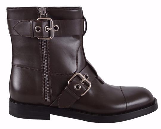 Gucci Ankle Men's Ankle Ankle Brown Boots Image 10