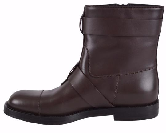 Gucci Ankle Men's Ankle Ankle Brown Boots Image 8