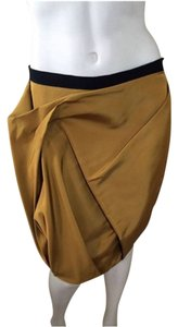 Jason Wu Skirt Gold