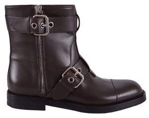 Gucci Men's Ankle Brown Boots