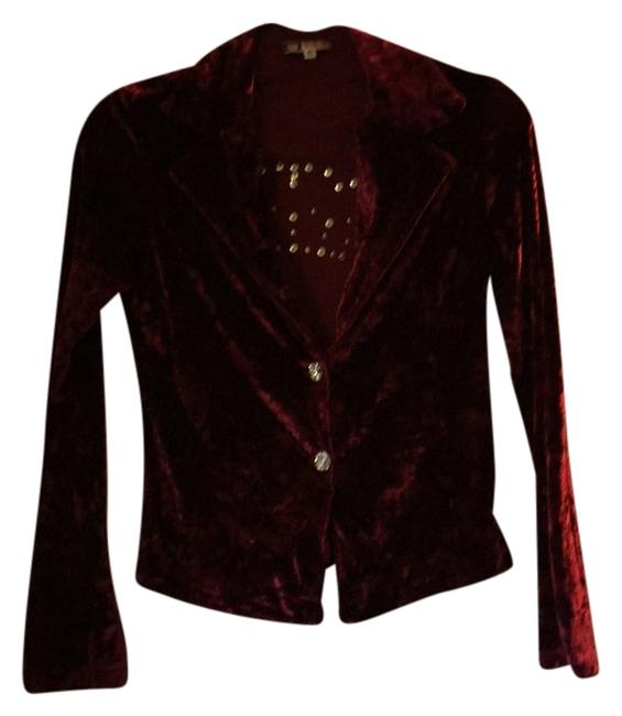 Item - Burgundy Top