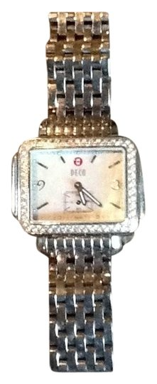 Michele Deco Diamond Signature Diamond Deco Watch