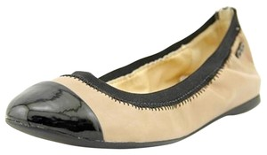 Cole Haan Patent Leather Taupe Flats