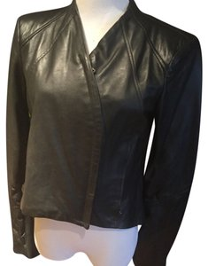 June Leather Jacket