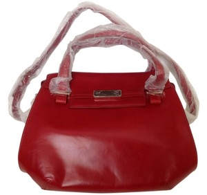 Botkier Satchel in Red