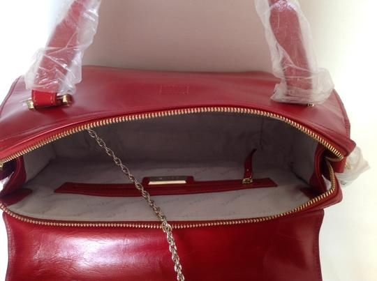 Botkier Satchel in Red Image 5