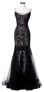Kari Chang Couture Prom Pageant Evening Lace Dress
