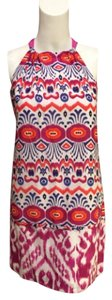 Trina Turk short dress Print on Tradesy