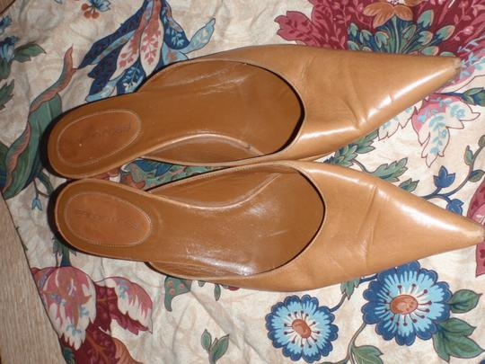 Sergio Rossi Size 9 High Heels Sandal brown Formal