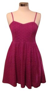 Target short dress Violet on Tradesy
