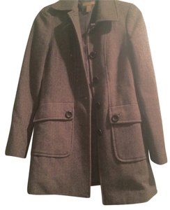 Forever 21 Tweed Pea Coat