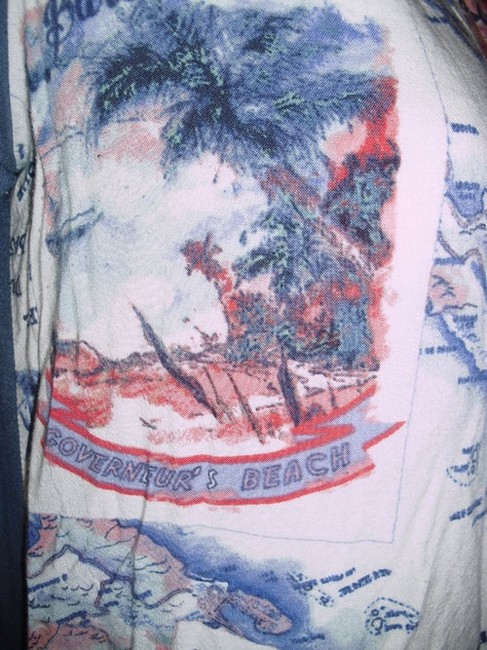 Peter Som T Shirt blues Image 3