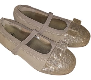 balleto little girls shoes Champagne Formal