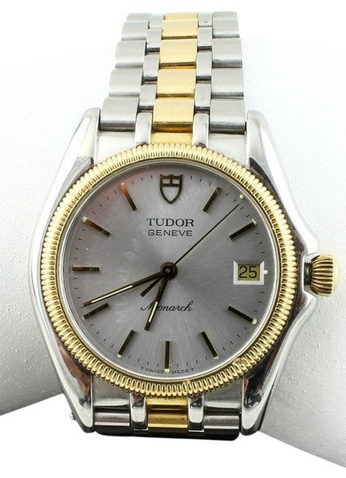 Preload https://img-static.tradesy.com/item/11880472/tudor-18k-gold-and-stainless-steel-monarch-watch-0-1-540-540.jpg