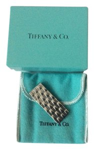 Tiffany & Co. Tiffany & Co. Money Clip, 2.5 in. long comes with Tiffany box & pouch
