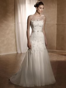 Mia Solano M1239z Wedding Dress