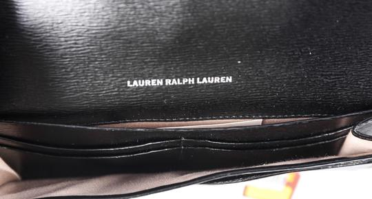 Ralph Lauren * Ralph Lauren Envelope Wallet in Lauren Black Image 5