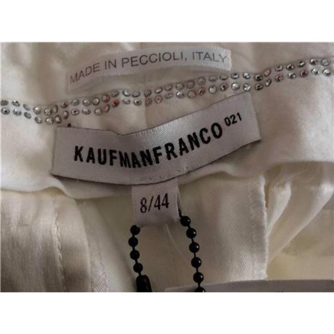 KAUFMANFRANCO Trouser Pants White Image 3