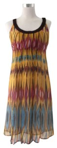 Tory Burch short dress Mulitcolor on Tradesy