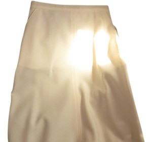 JC PENNEY Skirt CREAM