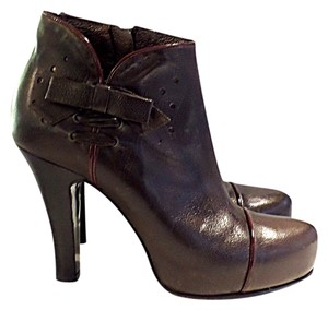 Nanette Lepore brown Boots