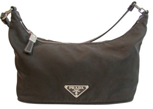 Prada Polyester Shoulder Bag