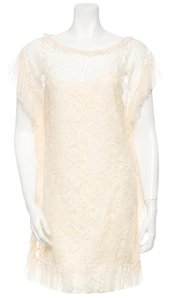 Dolce&Gabbana short dress Dolce Gabbana D&g Lace Tea Dg on Tradesy