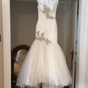 KENNETH POOL Wedding Dress
