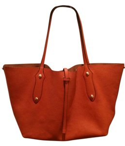 Annabel Ingall Tote in Coral