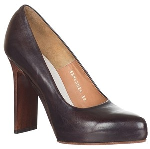 Maison Martin Margiela Brown Pumps