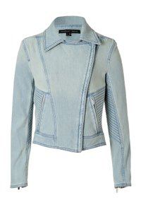 Theory Dusty Indigo Womens Jean Jacket