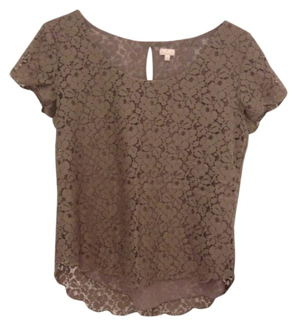 Preload https://item1.tradesy.com/images/talula-brown-blouse-size-4-s-1188585-0-0.jpg?width=400&height=650
