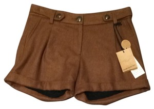 Sanctuary Clothing Shorts Brown