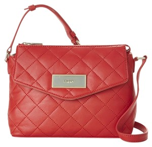 DKNY Michael Kors Coach Quilted Messenger Cross Body Bag