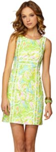 Lilly Pulitzer short dress Elephant Ear Cocktail Night Out Preppy New With Tags on Tradesy