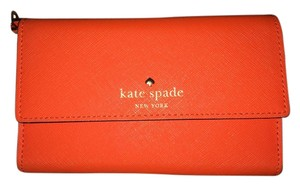 Kate Spade Kate Spade 3 Fold Wallet with iPhone 5/5s Slot