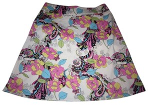 Tribal Skirt Multi - Color