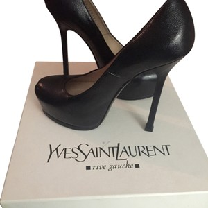 Saint Laurent Blac Platforms