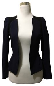 H&M Black, Blue Blazer