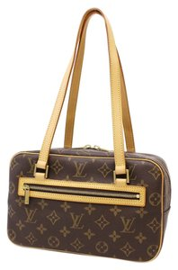 Louis Vuitton Vintage Cite Mm Shoulder Bag