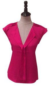 Collective Concepts Top Hot pink / fuschia