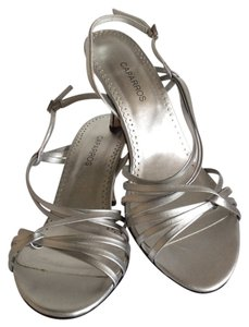 Caparros Evening Silver Sandals