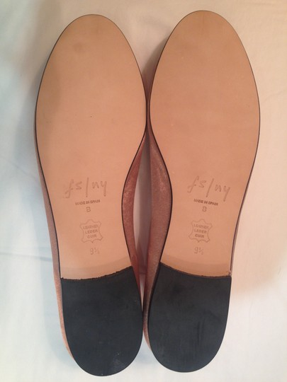 London Sole Light Pink Flats