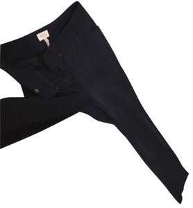 Chinese Laundry by Shelli Segal Capri/Cropped Pants Navy Blue