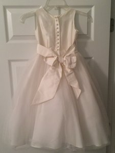 Us Angels Flower Girl Dress Size 5