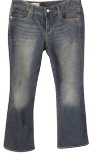 Gap Flare Leg Jeans-Medium Wash