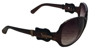 Fendi Fendi Iconic Buckle Design Sunglasses