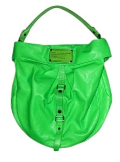 Preload https://item4.tradesy.com/images/marc-by-marc-jacobs-lil-riz-bright-green-leather-hobo-bag-11898-0-0.jpg?width=440&height=440