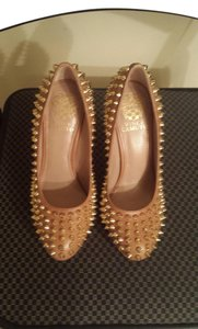 Vince Camuto Tan Pumps