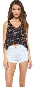 Free People Top Raven Combo